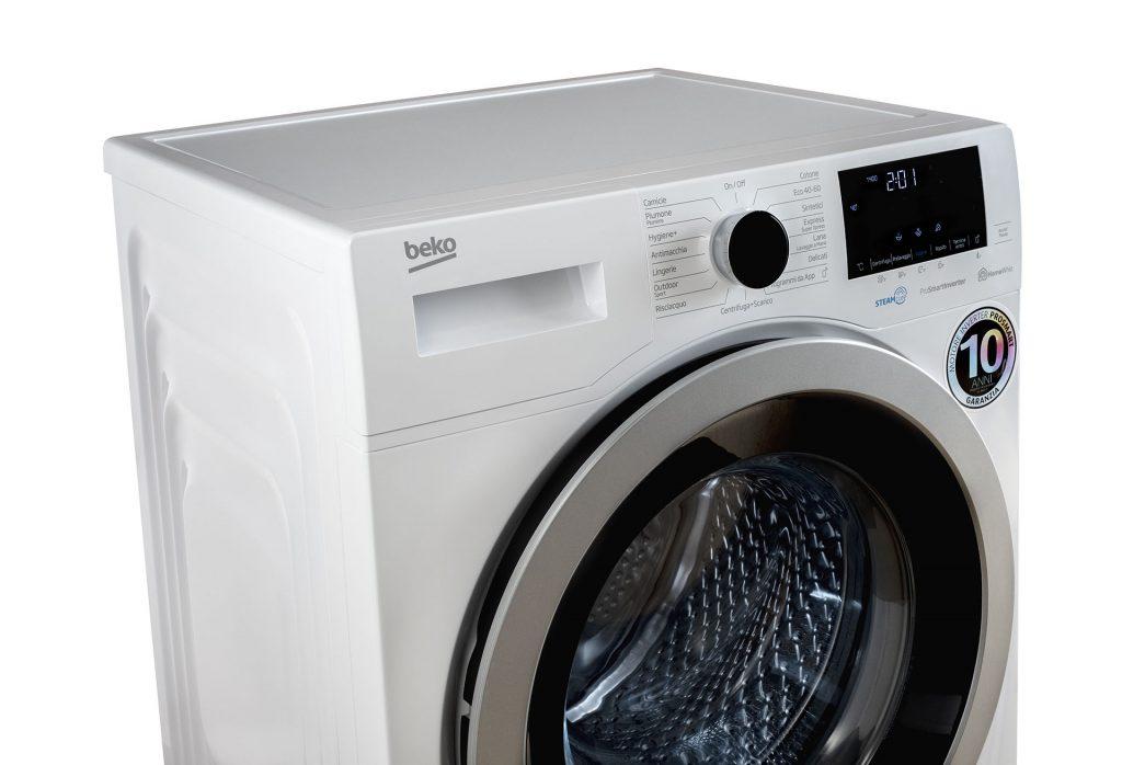 lavatrice a vapore Beko