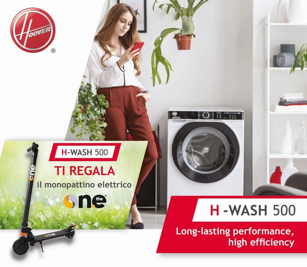 hoover lavaggio promo  monopattino one