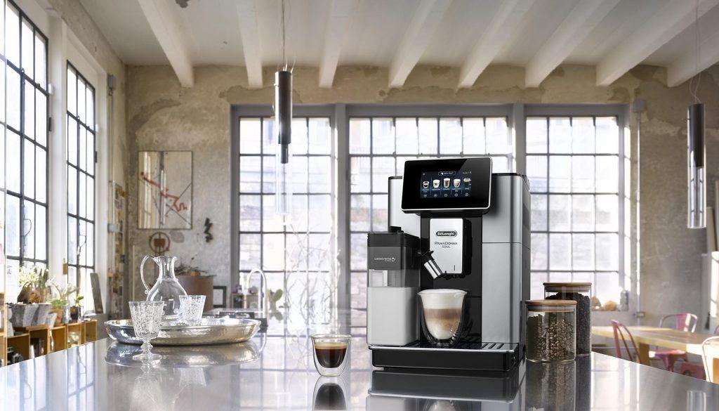 PrimaDonnaSoul De'Longhi macchina da caffè