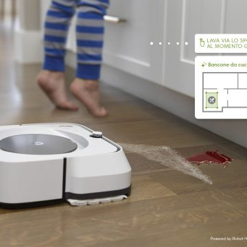 Pulizia della casa personalizzata e intelligente