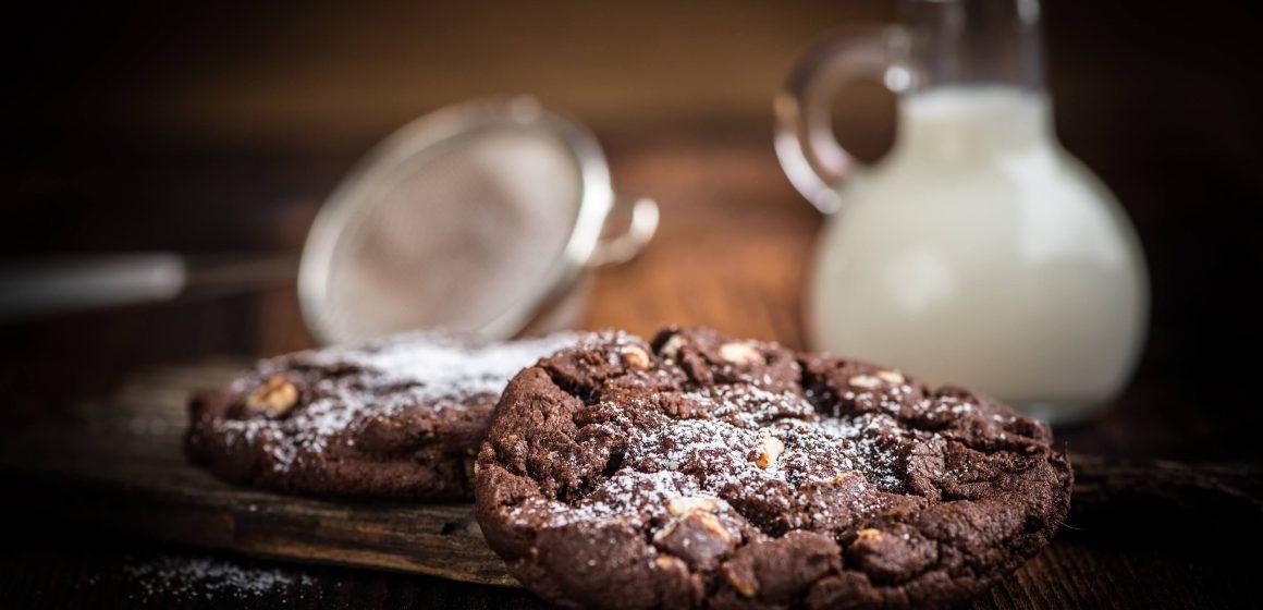 biscotti ai 3 cioccolati
