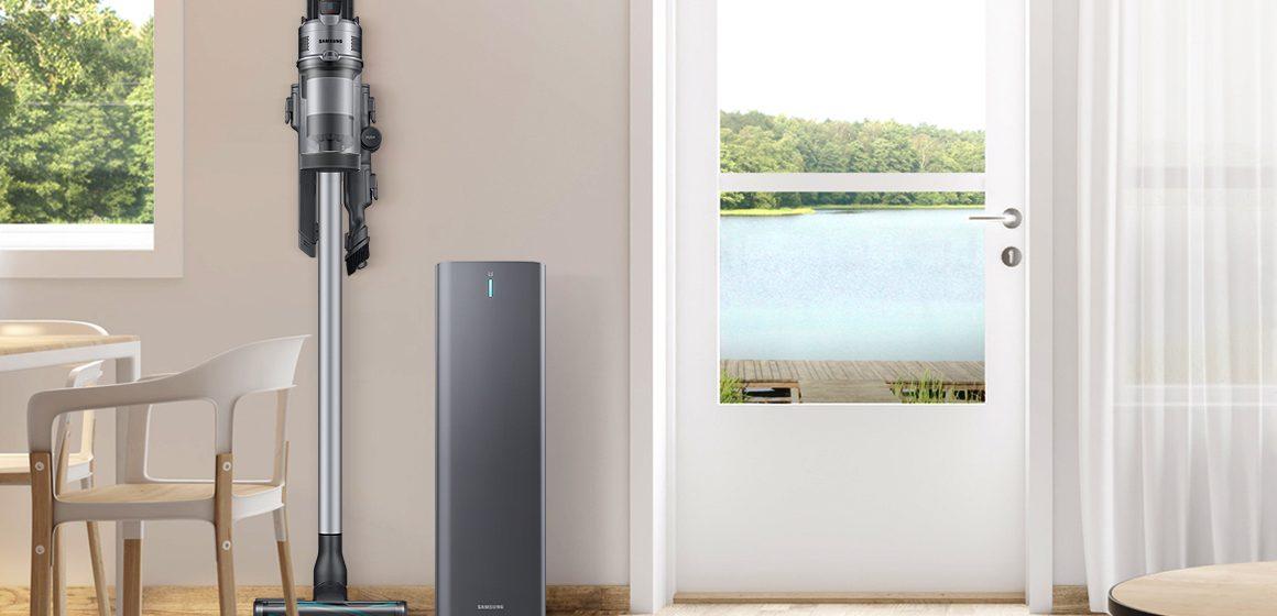 Samsung Jet™ e Clean Station™