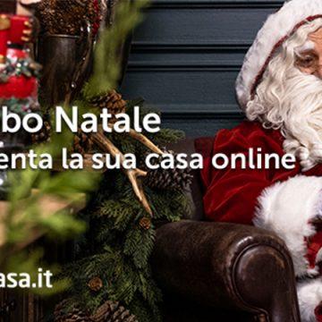 La casa di Babbo Natale è online: un viaggio emozionante