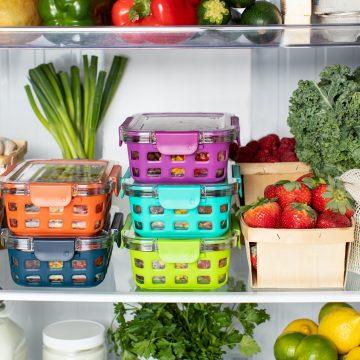 Un frigo al top: i 5 organizer che ti cambieranno la vita