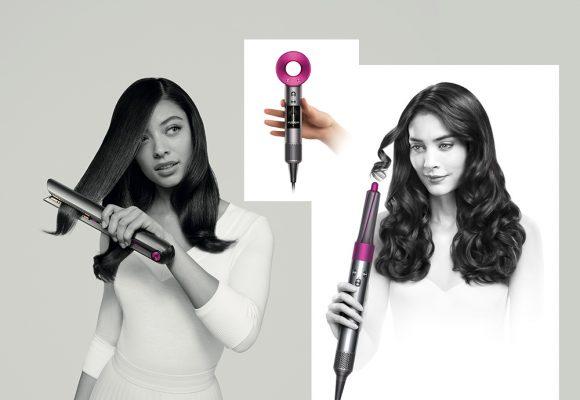 Dyson: curare i capelli a casa, come dal parrucchiere