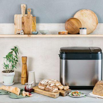 Fare il pane in casa? E' un gioco da ragazzi  con Panasonic