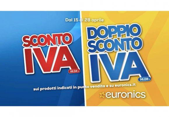 Euronics, al via la nuova campagna con tantissimi sconti