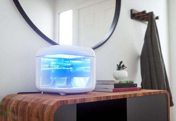 Philips UV-C desk lamp