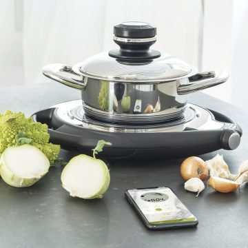 """Sistema di cottura AMC… e la cucina diventa """"simply smart"""""""