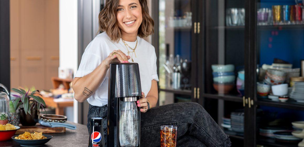 Sodastream x Pepsi