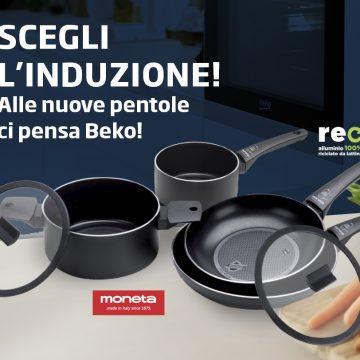 Beko, operazione a premi in collaborazione con Moneta