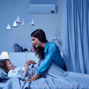 Indagine Samsung e FattoreMamma: mamme e condizionatore