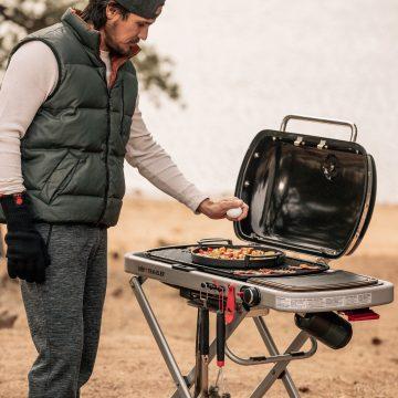 Weber Traveler: grigliate gustose anche in viaggio!