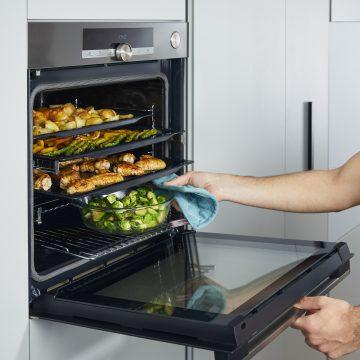 Nuova gamma Hisense di forni da incasso, stile e tecnologia