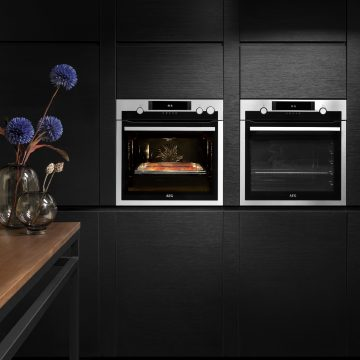 Il forno diventa più intelligente grazie alle nuove interfacce AEG