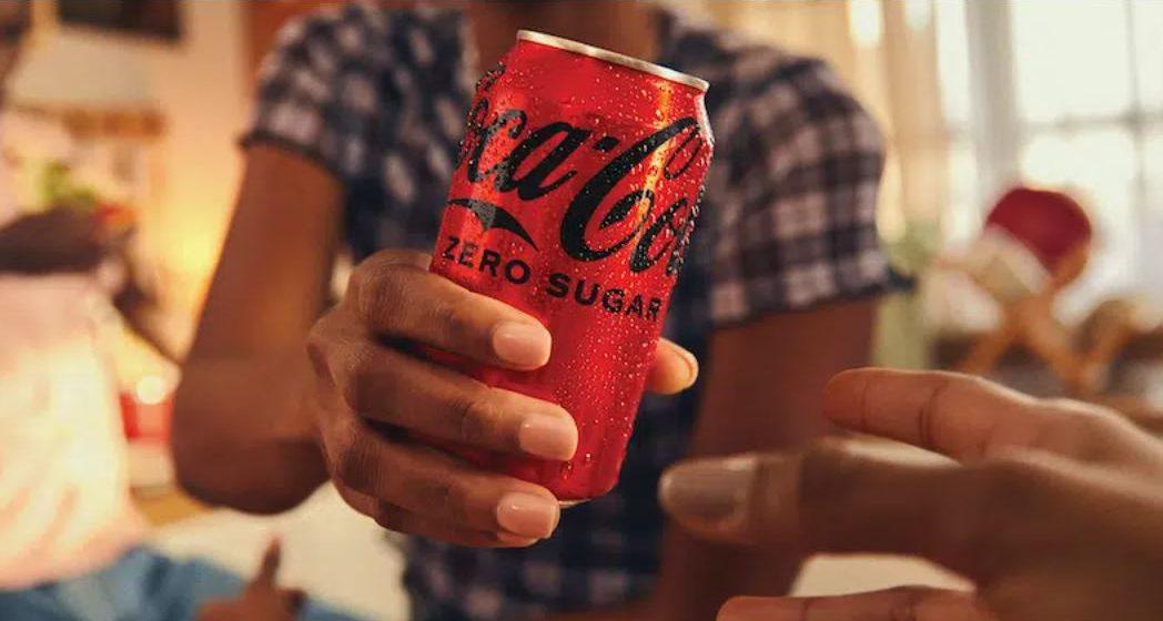 La Coca-Cola Zero Zuccheri si veste di nuovo