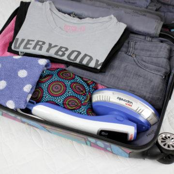 Polti Vaporella Vertical Styler, portatile, perfetta anche in vacanza