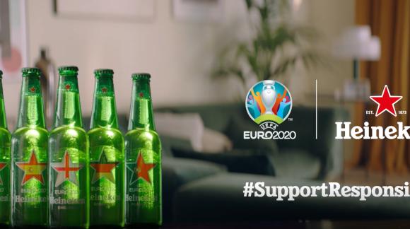 Che tifoso sei? Heineken_EURO 2020_#SupportResponsibly