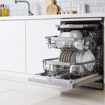 LG presenta LG QuadWashTM, la prima gamma di lavastoviglie
