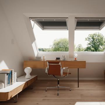 Velux App Control, le finestre da tetto diventano smart
