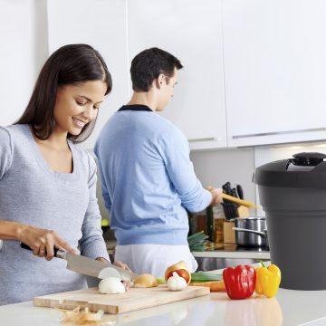 Willpy rivoluziona la raccolta dell'umido in cucina