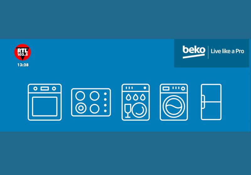 Beko on air su RTL 102.5