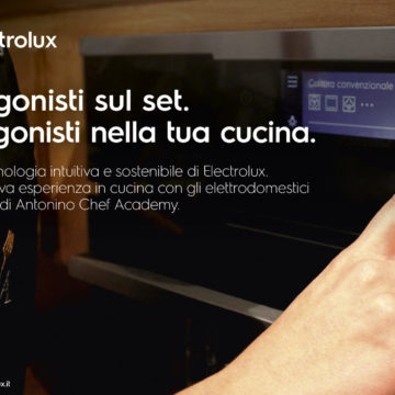 Electrolux_Antonino Chef Academy 2021 Cannavacciuolo