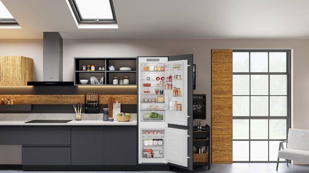 Nuovi frigoriferi Hotpoint: l'amore per la casa