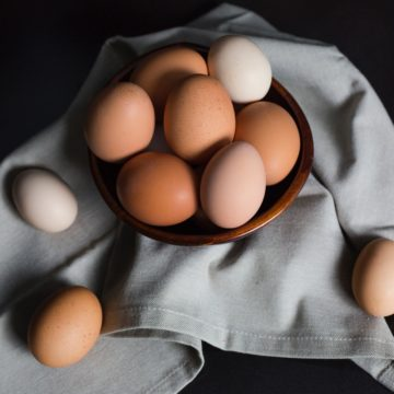 Uova diverse
