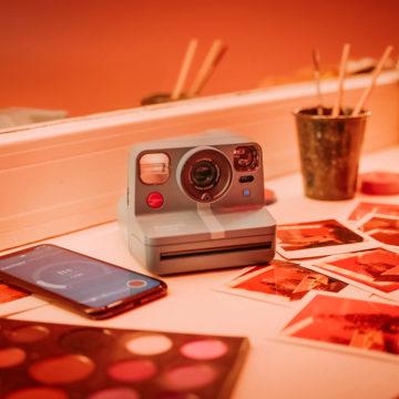 Nuova Polaroid Now+: creatività in primo piano