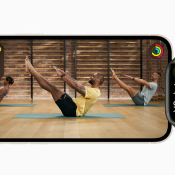 Apple Fitness+: allenare corpo e mente con la meditazione