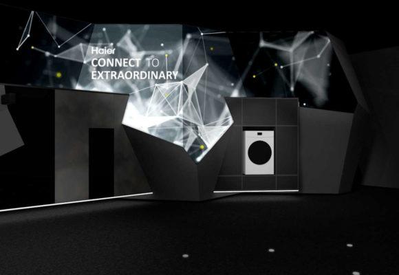 La Premium Smart Home di Haier diventa un'experience immersiva