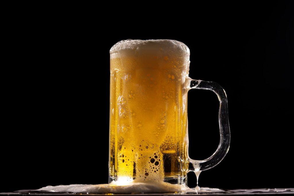 Birra e proprietà