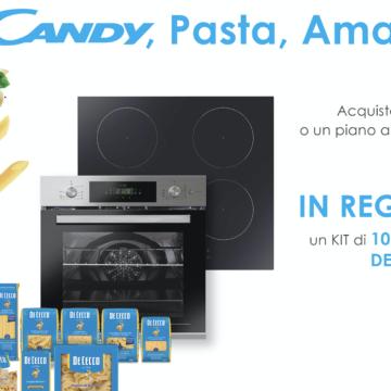 """""""Candy, pasta, ama"""": la nuova promozione con De Cecco"""