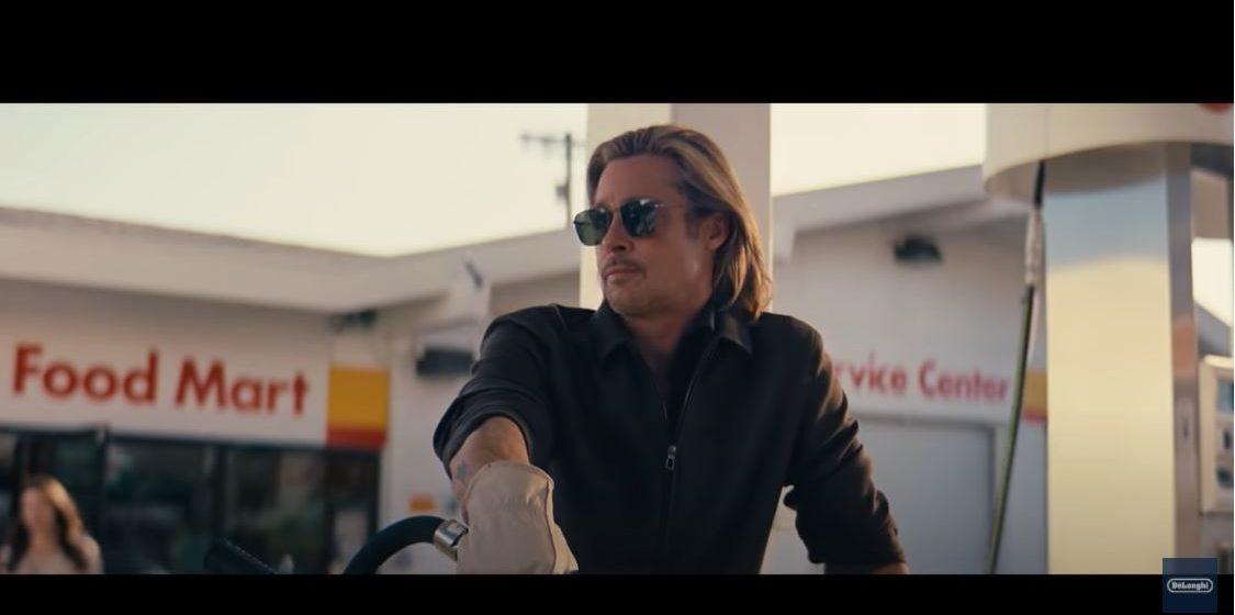 Brad Pitt è il nuovo Ambassador del Gruppo De' Longhi