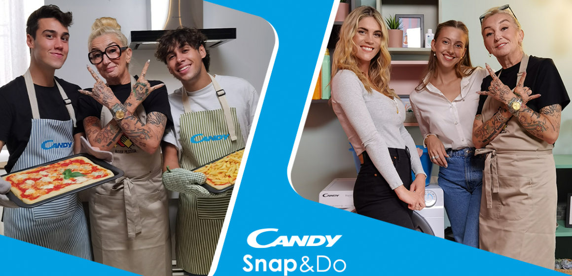 Candy Snap&Do Challenge