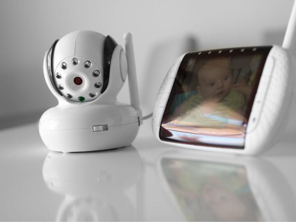 dispositivo baby monitor